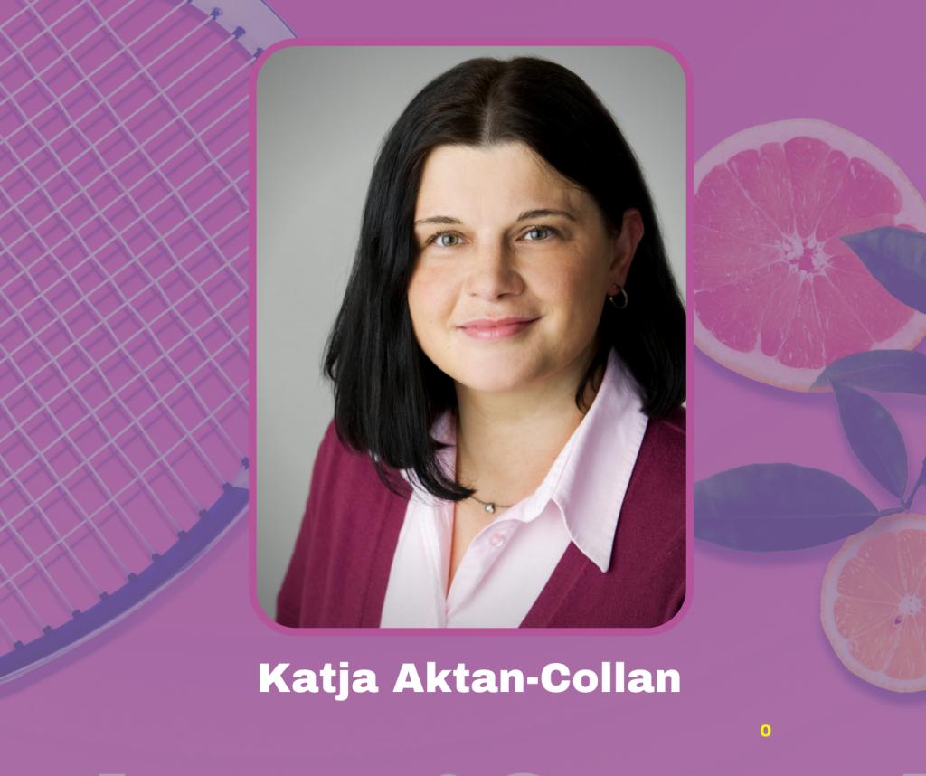 Katja Aktan-Collan kasvokuva
