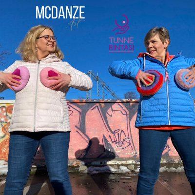Tanssii tissien kanssa – uudenlaista rintaterveyden edistämistä tanssin keinoin!